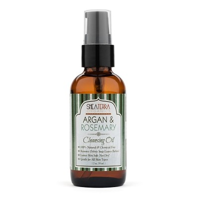 Argan & Rosemary Facial Cleansing Oil