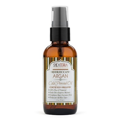 100% Organic Moroccan Argan Oil  (2 oz.)