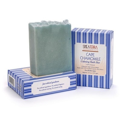 Cape Chamomile Calming Bath Bar
