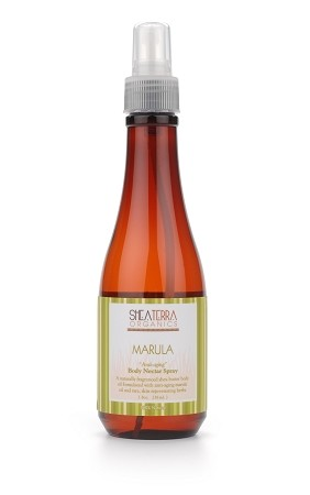 Marula Shea Body Nectar Spray Oil