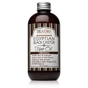100% Pure Egyptian Black Castor Extra Virgin Oil ORIGINAL