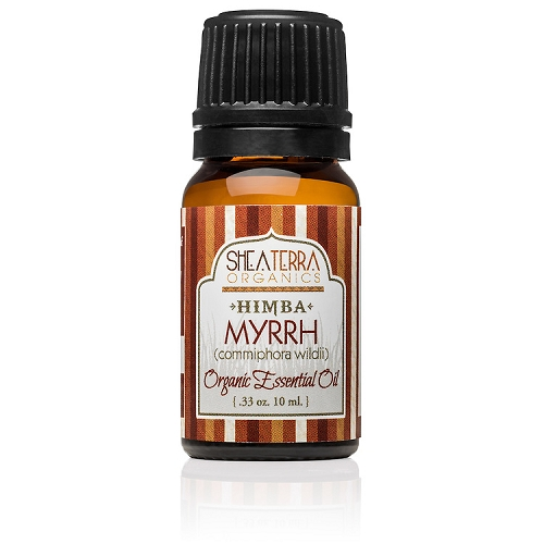 Himba Myrrh Essential Oil