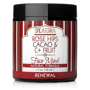 Rose Hips Cacao C+ Fruit Face Mask RENEWAL