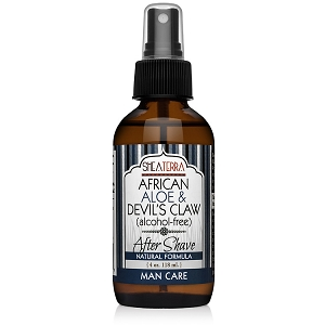 African Aloe & Devil's Claw After Shave (alcohol-free) MAN CARE