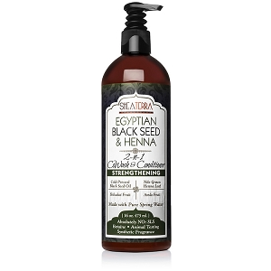 Egyptian Black Seed & Henna 2-N-1 CoWash & Conditioner