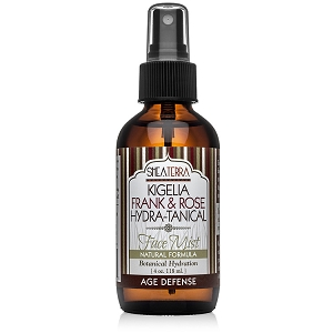 Kigelia Frank & Rose Hydra-Tanical Face Mist AGE DEFENSE