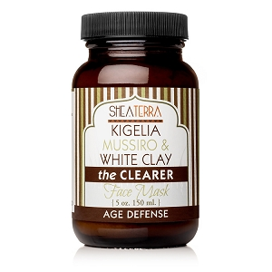 Kigelia Mussiro & White Clay the Clearer Face Mask AGE DEFENSE