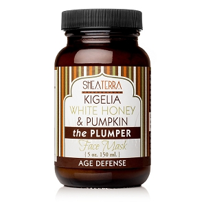 Kigelia White Honey Pumpkin the Plumper Face Mask AGE DEFENSE