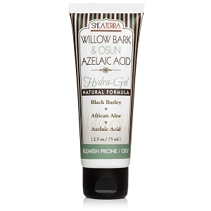 Willow Bark & Osun Azelaic Acid Hydra-Gel BLEMISH PRONE/ OILY
