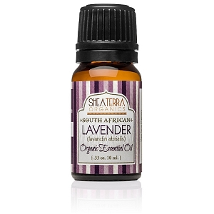 South African Lavender Abrialis Essential Oil (Certified Organic)