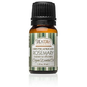 South African Rosemary Verbenone Essential Oil (Certified Organic)
