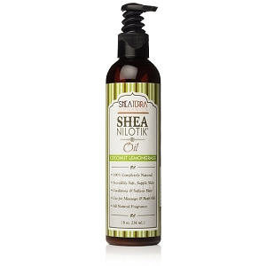 Shea Nilotik' Oil (COCONUT LEMONGRASS)