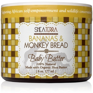 Bananas & Monkey Bread Baby Butter