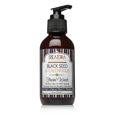 Black Seed & Calendula Face Wash