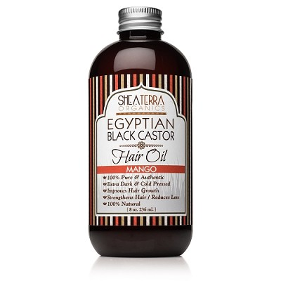 Egyptian Black Castor Oil (MANGO)