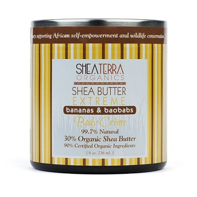 Shea Butter 30% Extreme Cre'me (BANANAS & BAOBABS)