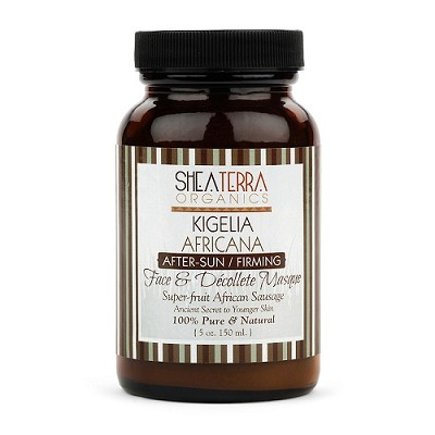 Kigelia Africana After Sun/ Firming Face & Decollete Masque