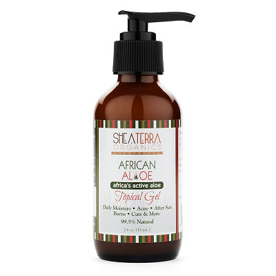 African Aloe Topical Gel