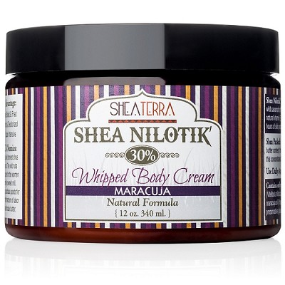 Shea Nilotik' 30% Shea Whipped Body Cream MARACUJA